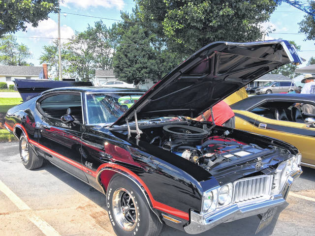 Real Wheels: First public appearance for Kistler's 1970 Oldsmobile