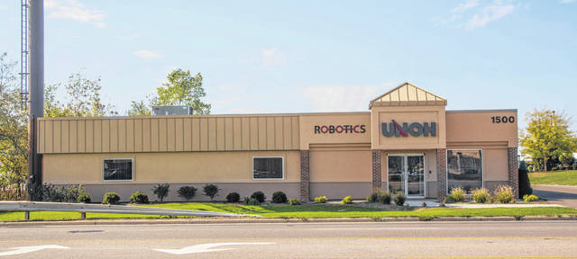 The Robotics & Automation building at the University of Northwestern Ohio will undergo an expansion. Completion is expected by January of next year.