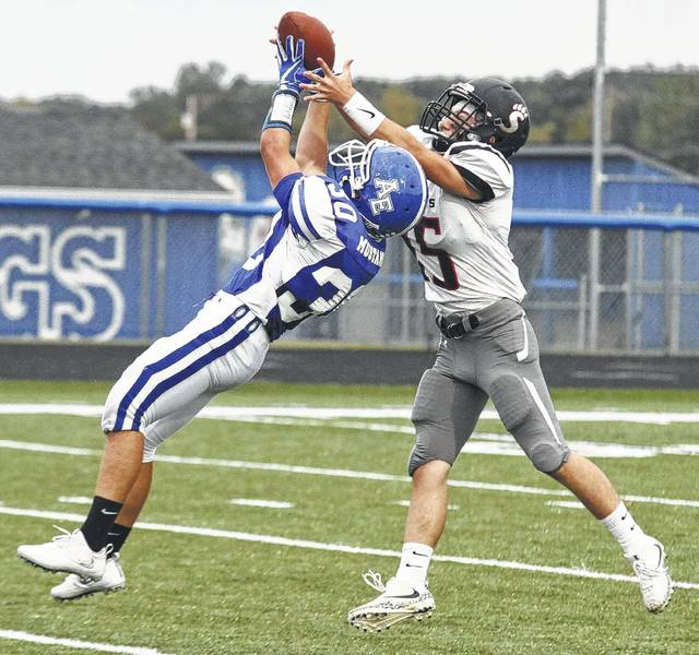 Allen East's Jacob Treglia is expected to see the majority of the carries for the Mustangs this year.