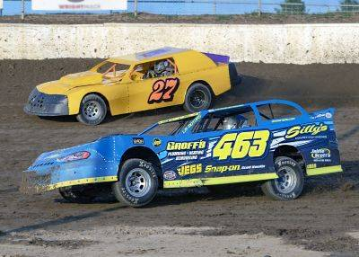 Area motor sports: Consistency delivers duo Limaland championships