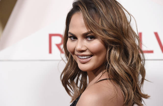 You've been saying Chrissy Teigen's name wrong