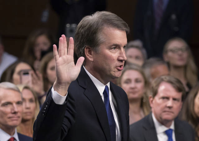 Brett Kavanaugh Accuser Comes Forward