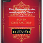 Trisco named top 50 contractor for 4th time