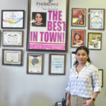 A Nail Spa offers beauty services