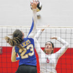 Roundup: Miller City tops P-G in volleyball