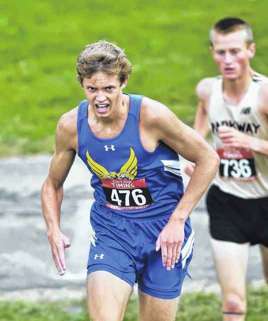 Cross country: Lincolnview boys running strong - The Lima News
