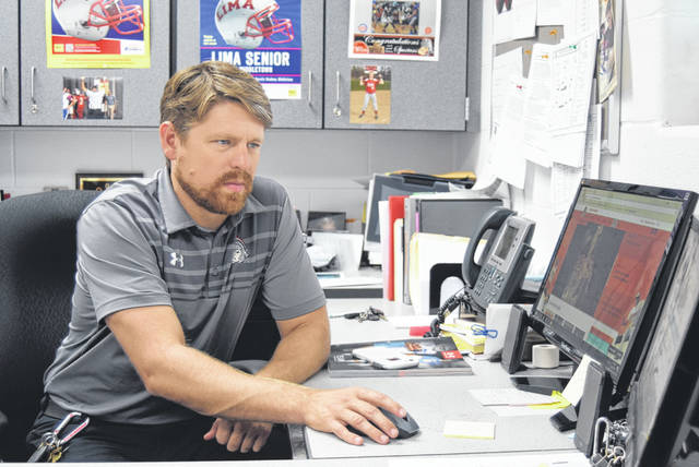 John Zell, a full-time athletic director for Lima Schools made $86,612.18 in the 2017-18 school year.