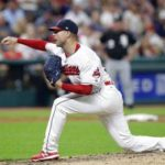 Indians' Kluber wins 19th, strikes out 11