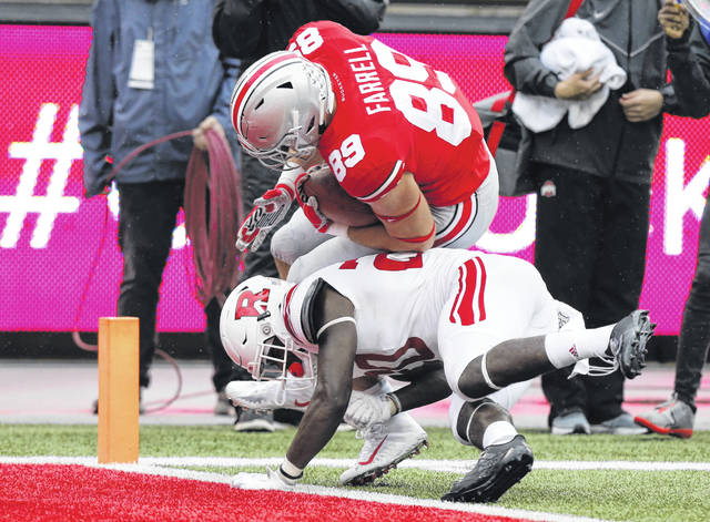 Ohio State stays on roll - The Lima News