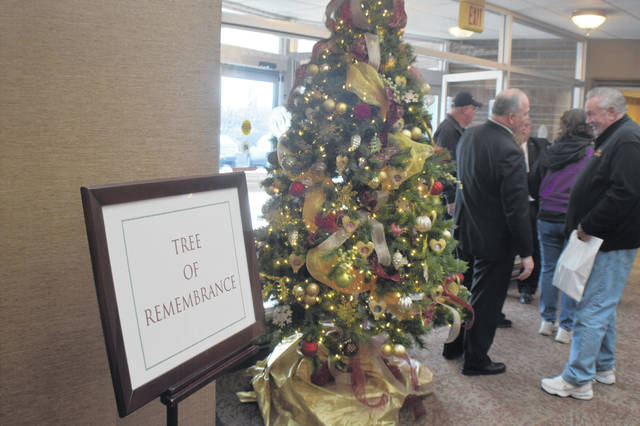 Remembering lives lost through Tree of Remembrance service - The