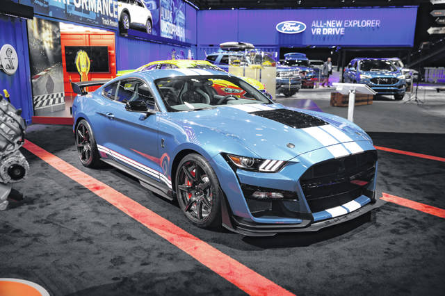 North American International Auto Show 2020.Detroit Auto Show Shifting To June The Lima News