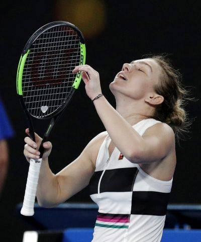 Australian Open Venus Williams Next For Top Seeded Halep The Lima News